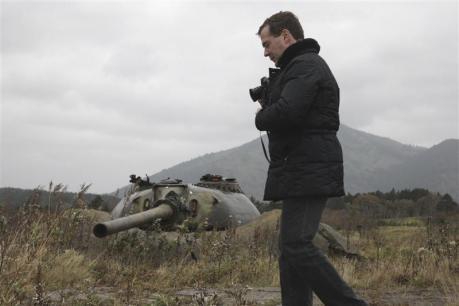 Iles Kouriles : l'insoluble guerre de l'Extrême-Orient
