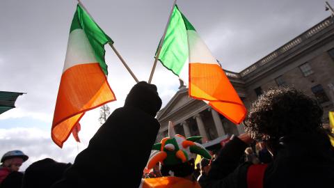 Irlande : déroute et nationalisme ?