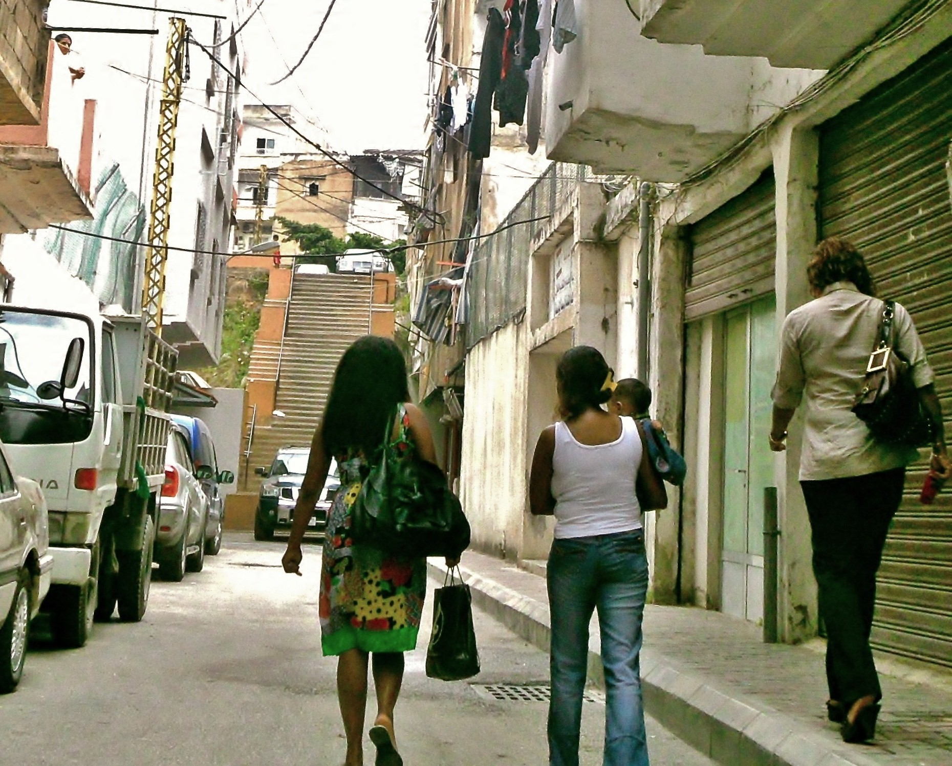 Liban : un relent d'esclavage domestique?