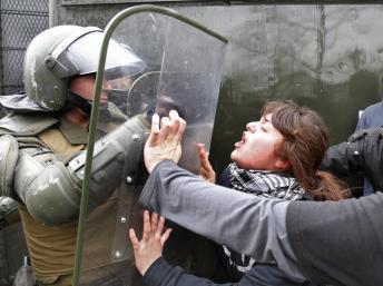 Chili : le vent de la contestation soufflera-t-il tempête ?