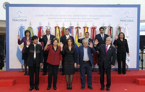 La nouvelle vague « rose-rouge » : clé de l'intégration du continent Sud-américain ?