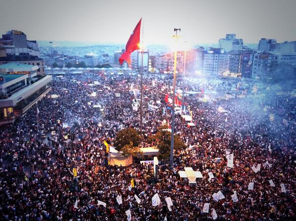 Que se passe-t-il en Turquie?