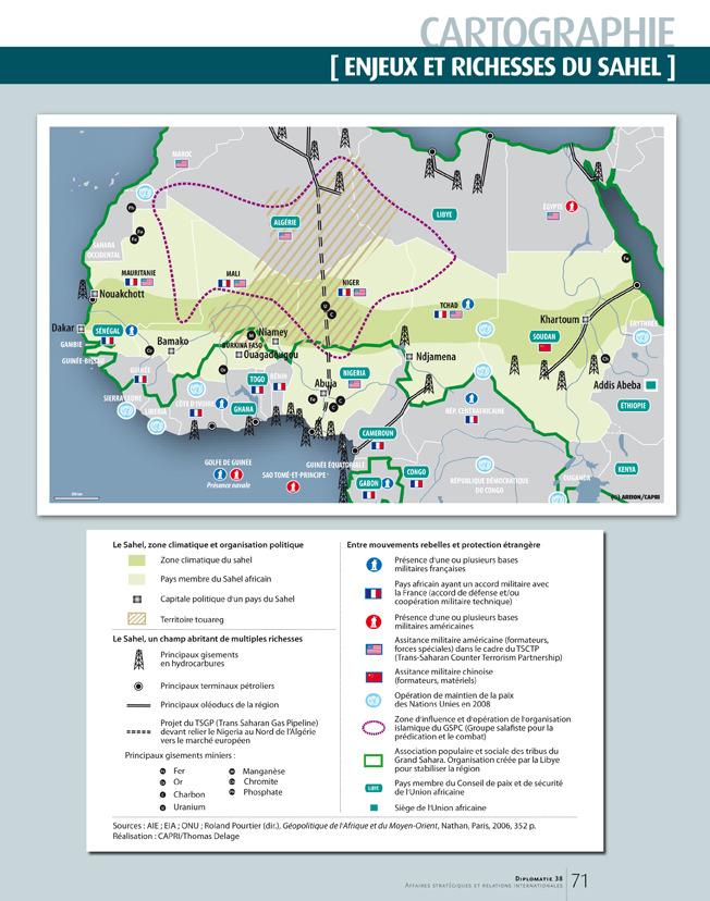 Une abondance problématique: le paradoxe du Sahel