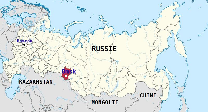 Omsk e(s)t une autre Russie