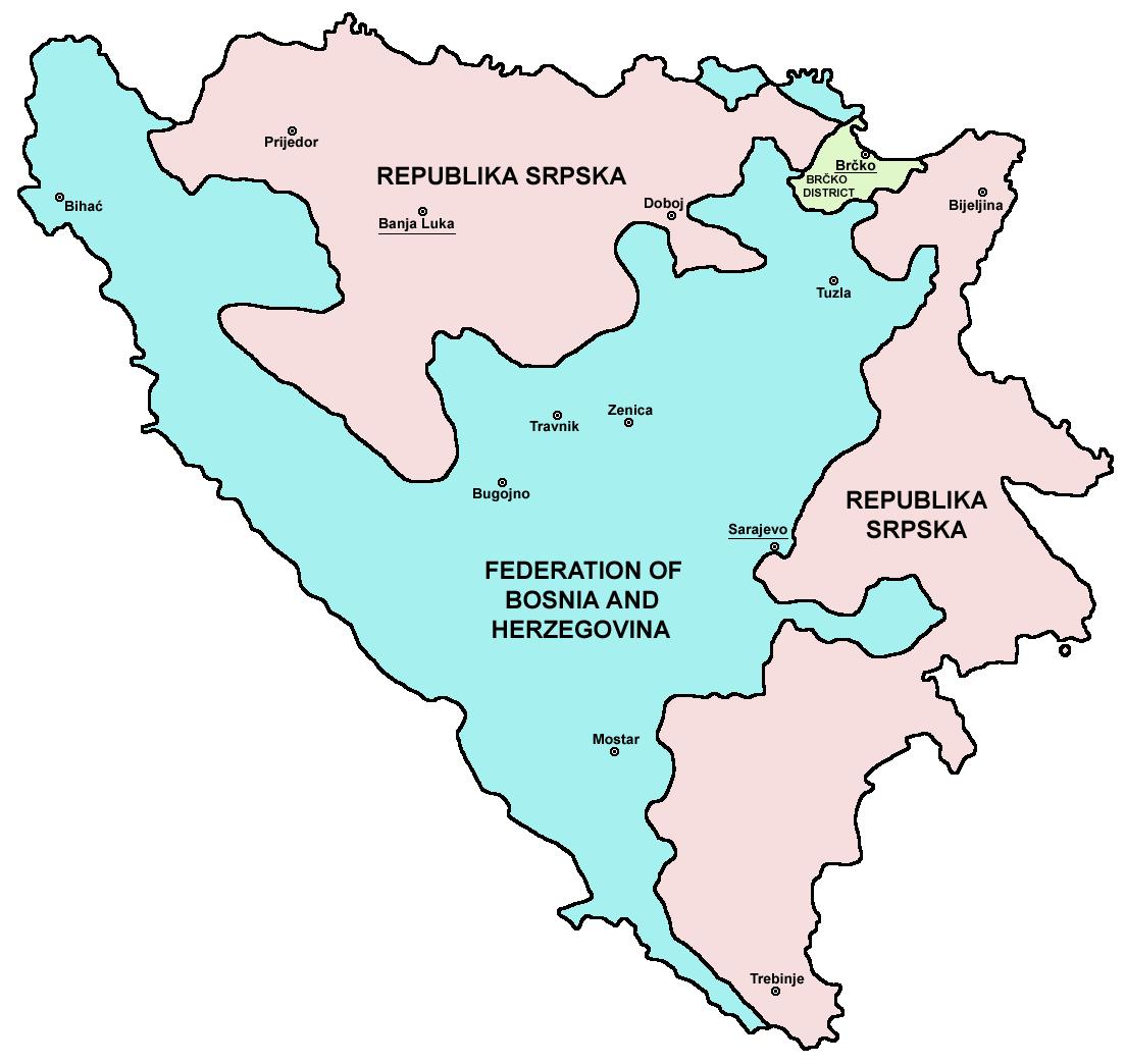 Bosnie : des violences logiques ?