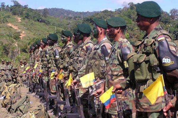 3 questions à Régis Bar : le «paramilitarisme» en Colombie.