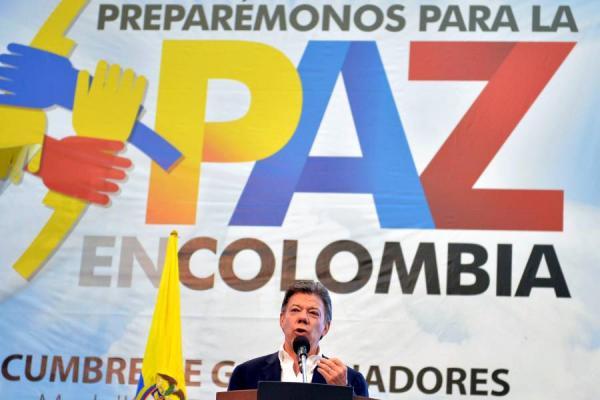 Colombie : Santos réélu, quel avenir pour le processus de La Havane ?