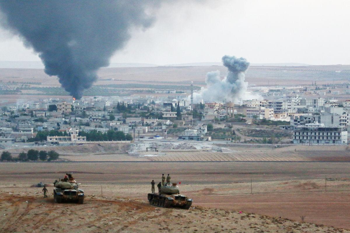 Que restera-t-il de Kobanê ?