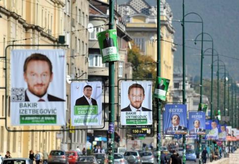 La Bosnie-Herzégovine: Nouvel enjeu des Balkans?