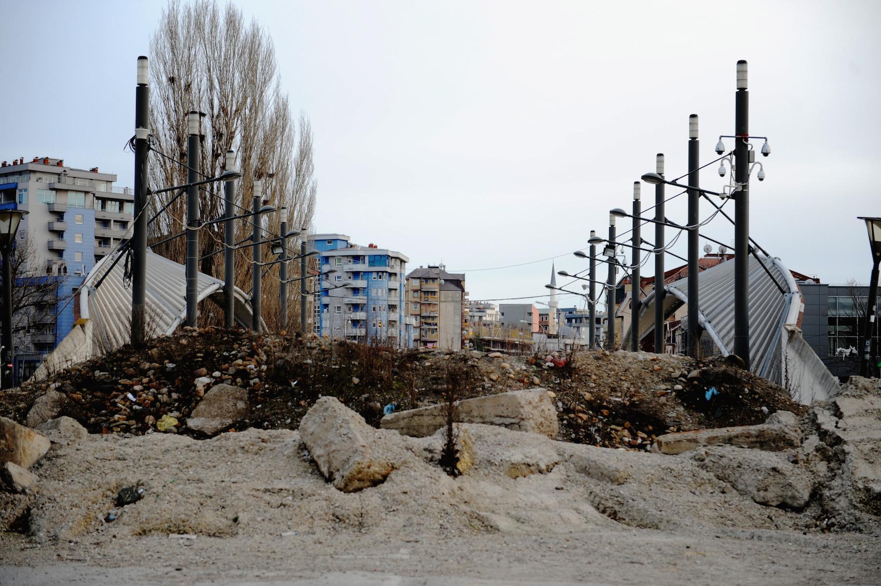 Promenade à Mitrovica