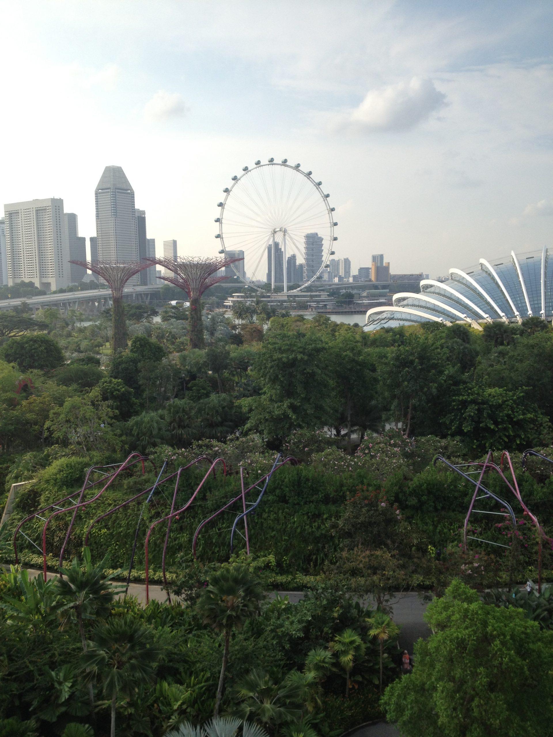 Singapour toujours