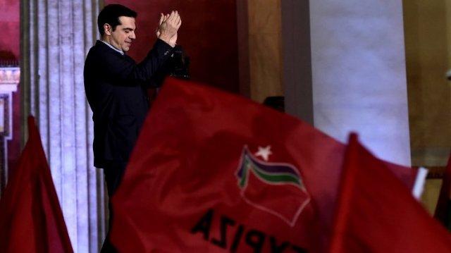 Victoire historique de la gauche radicale grecque.