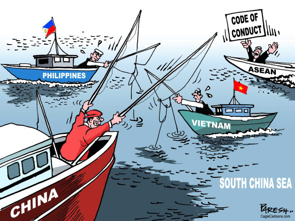 Les archipels Spratleys et Paracels : Le nouveau visage de l'antagonisme sino-vietnamien