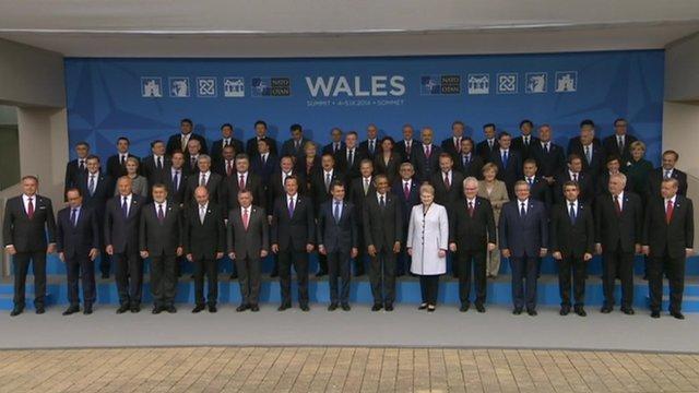 Les Européens peinent à tenir le cap fixé par l'OTAN