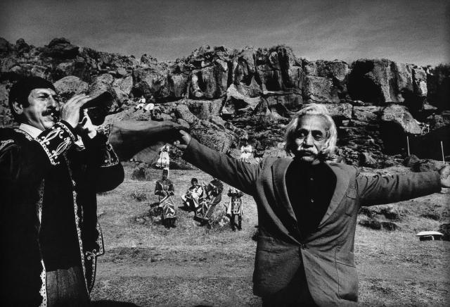 Antoine Agoudjian: photographe de la mémoire arménienne.