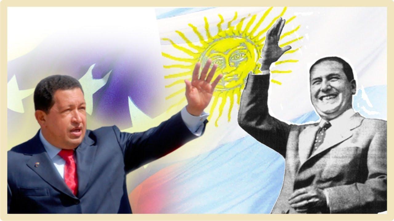 Chavisme et péronisme : deux mouvements frères ?