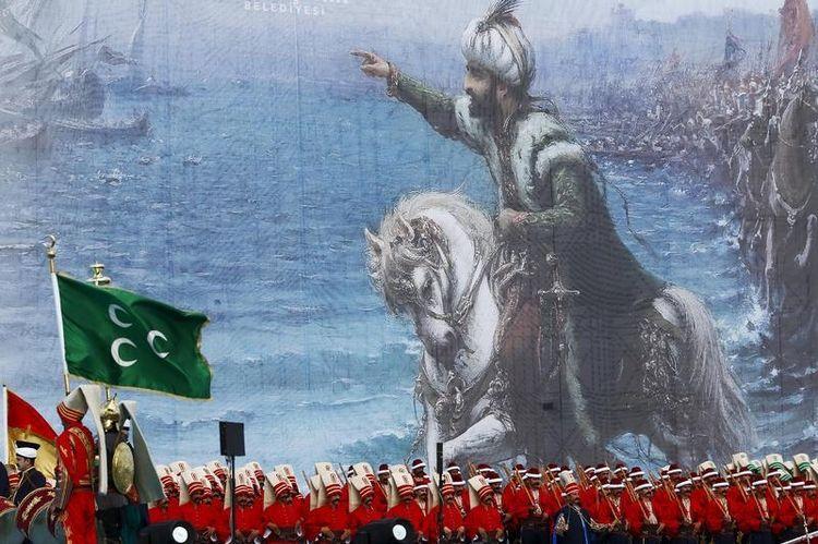 L'histoire fantasmée : la mobilisation politique du passé sous la présidence Erdoğan