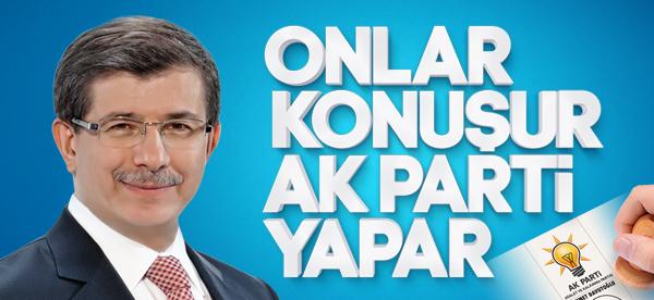 Élections législatives en Turquie: «Eux ils parlent, l'AKP agit»