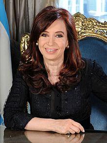 Mais qui êtes-vous Madame Kirchner : Un portrait de la présidente argentine
