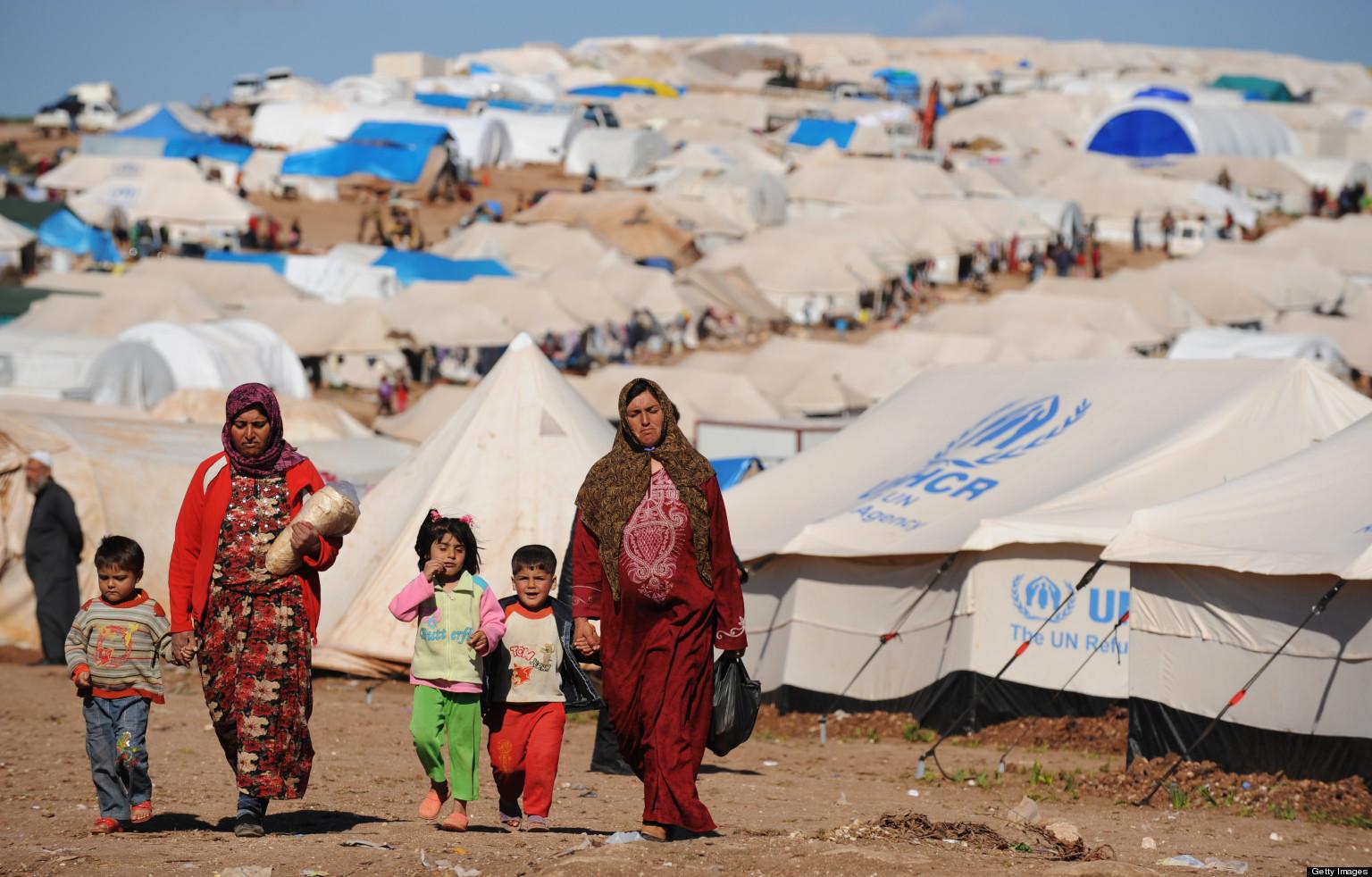 La nécessaire gestion des réfugiés syriens
