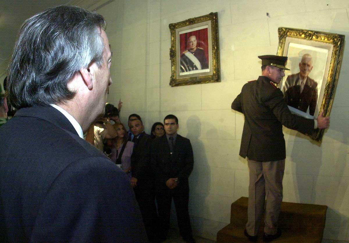 Dossier Argentine : Le Kirchnérisme à l'épreuve de la mémoire