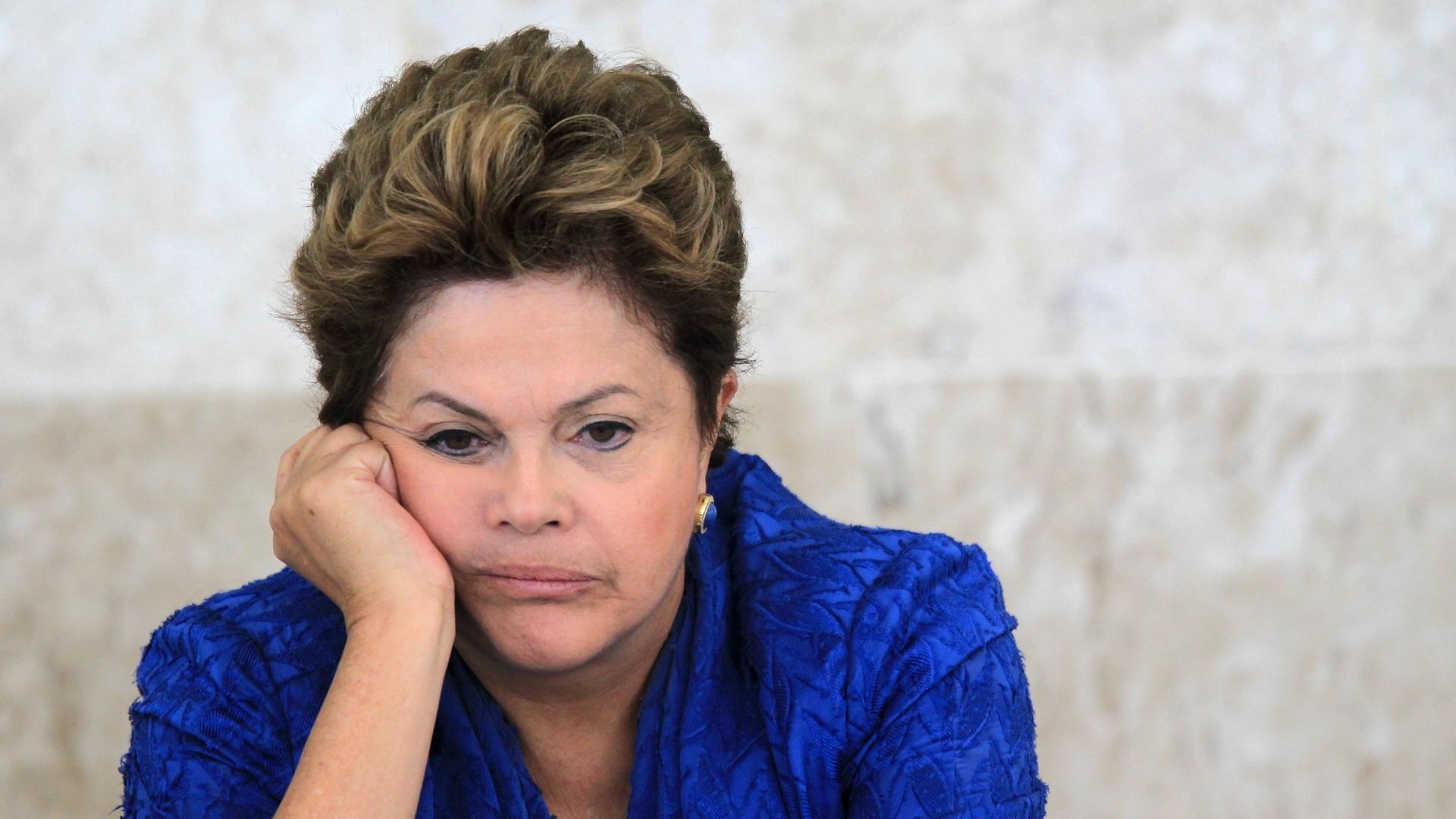 Brésil : Dilma dans la tourmente.