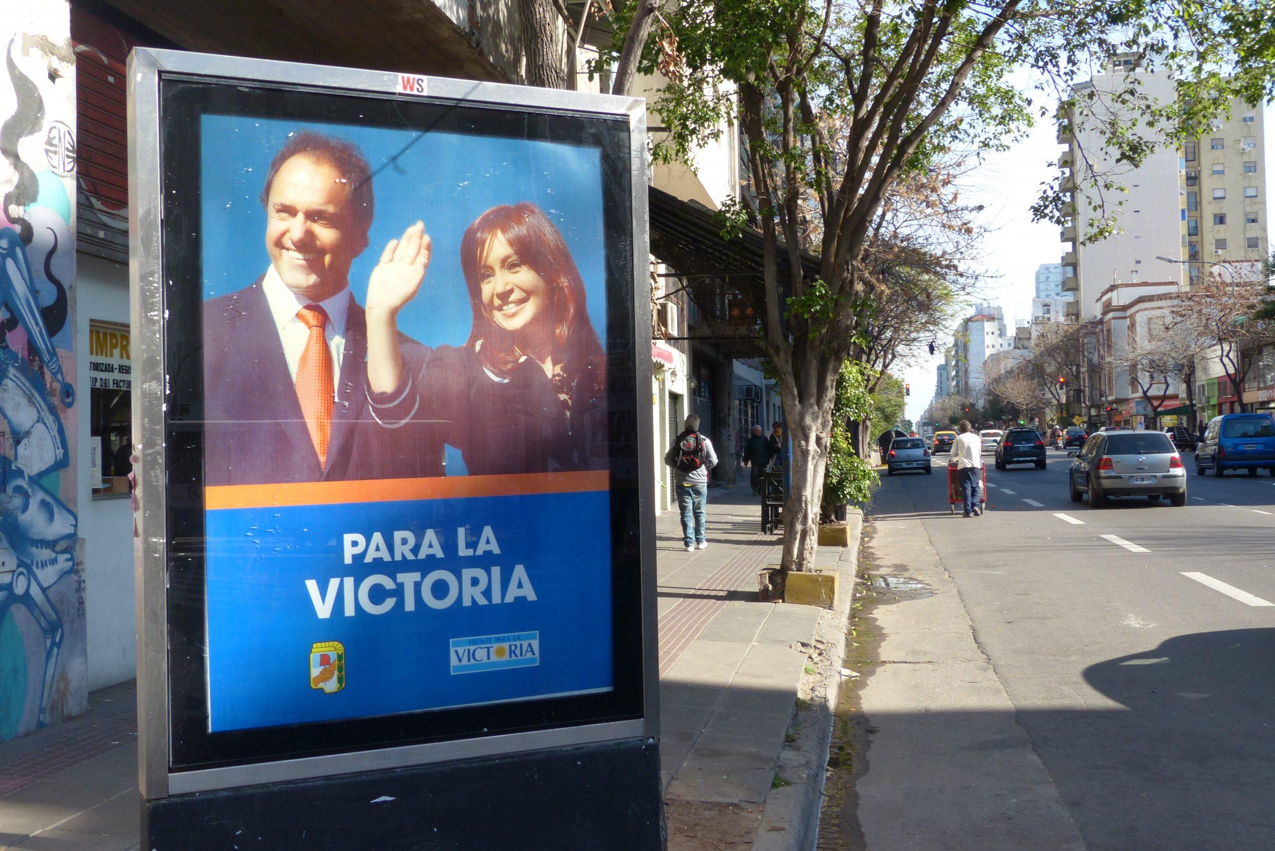 Daniel Scioli : le futur président argentin ?