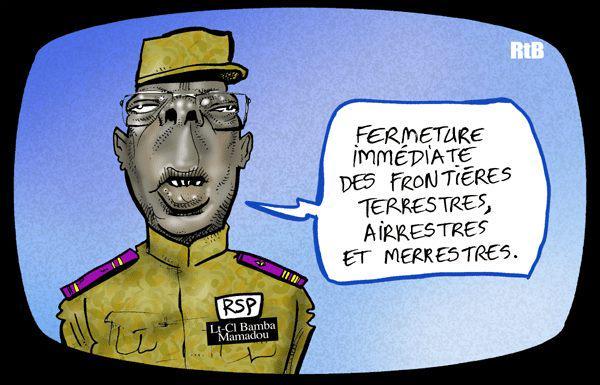 Burkina Faso : coup d'arrêt à la transition.
