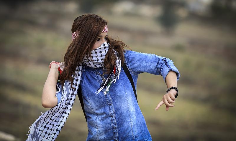 """De martyres à """"terroristes"""": le nouveau statut des femmes dans le conflit israélo-palestinien"""