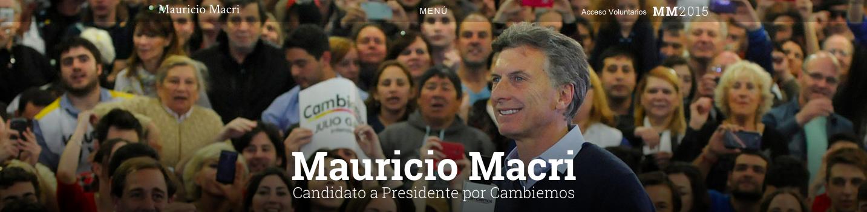 Élections en Argentine : victoire de Mauricio Macri et défaite de Daniel Scioli.