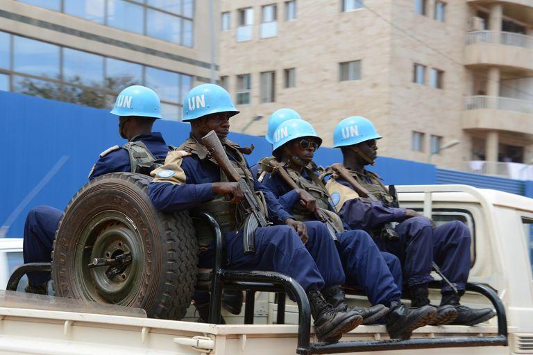 centrafrique photo MINUSCA AFP