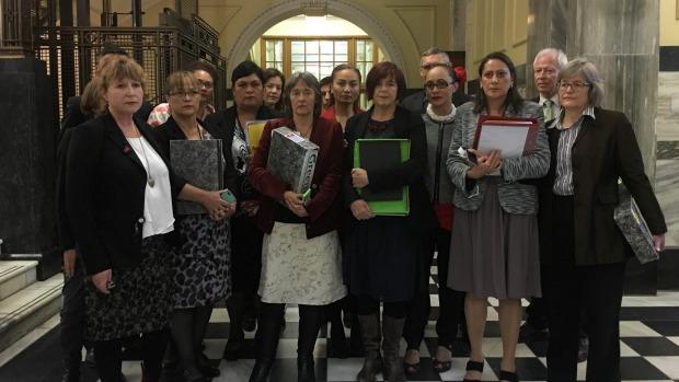 Quelle place pour les agressions sexuelles dans les débats parlementaires néo-zélandais?