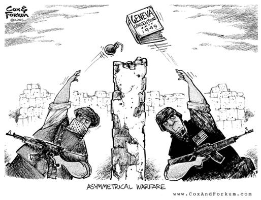 Géopolitique des guerres asymétriques
