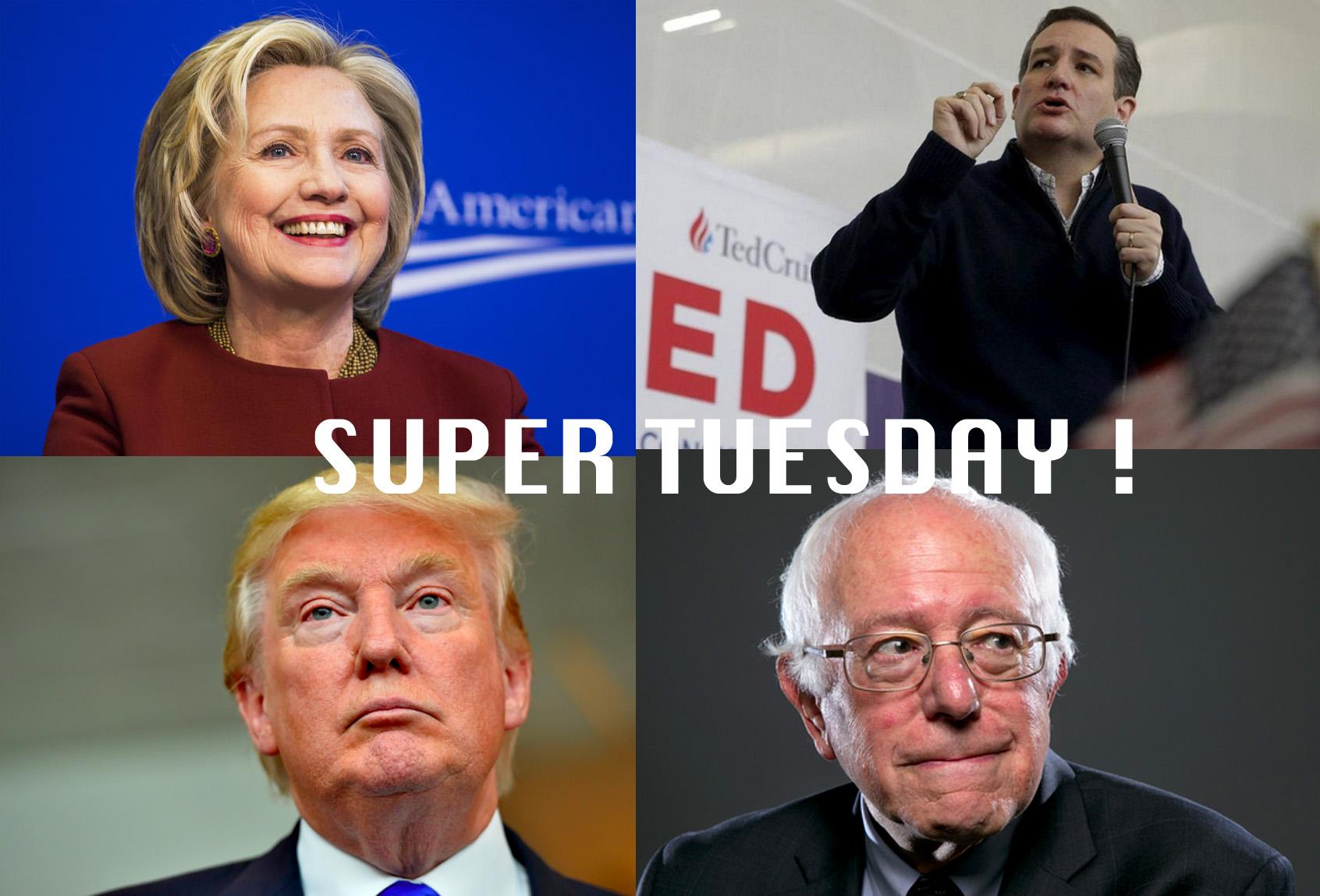 Qu'est-ce que le «Super Tuesday» ?