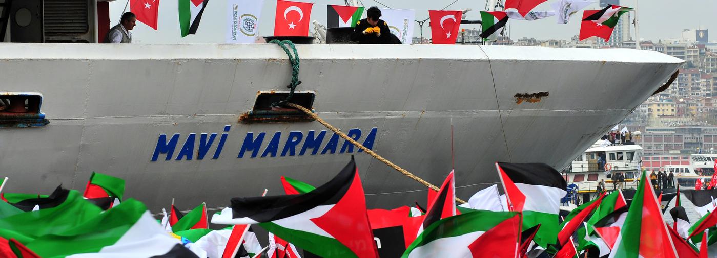 Israël-Turquie : retour sur l'épisode de la Flottille pour Gaza