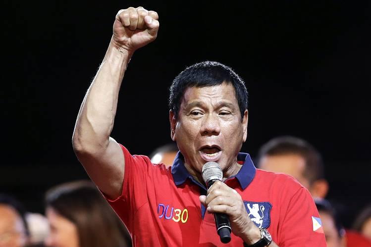 Rodrigo Duterte, le nouveau shérif des Philippines