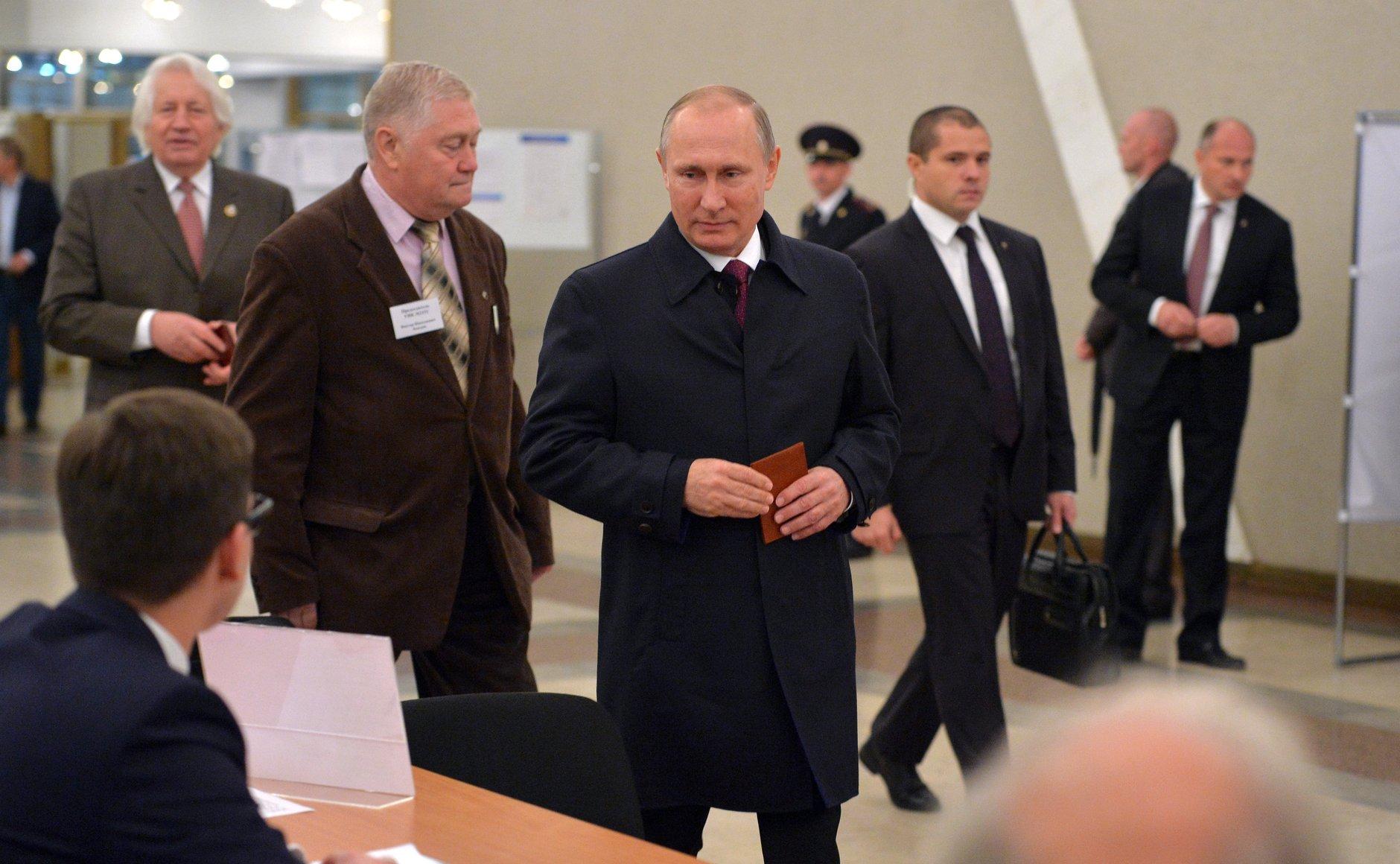 Les élections législatives russes : Décryptage