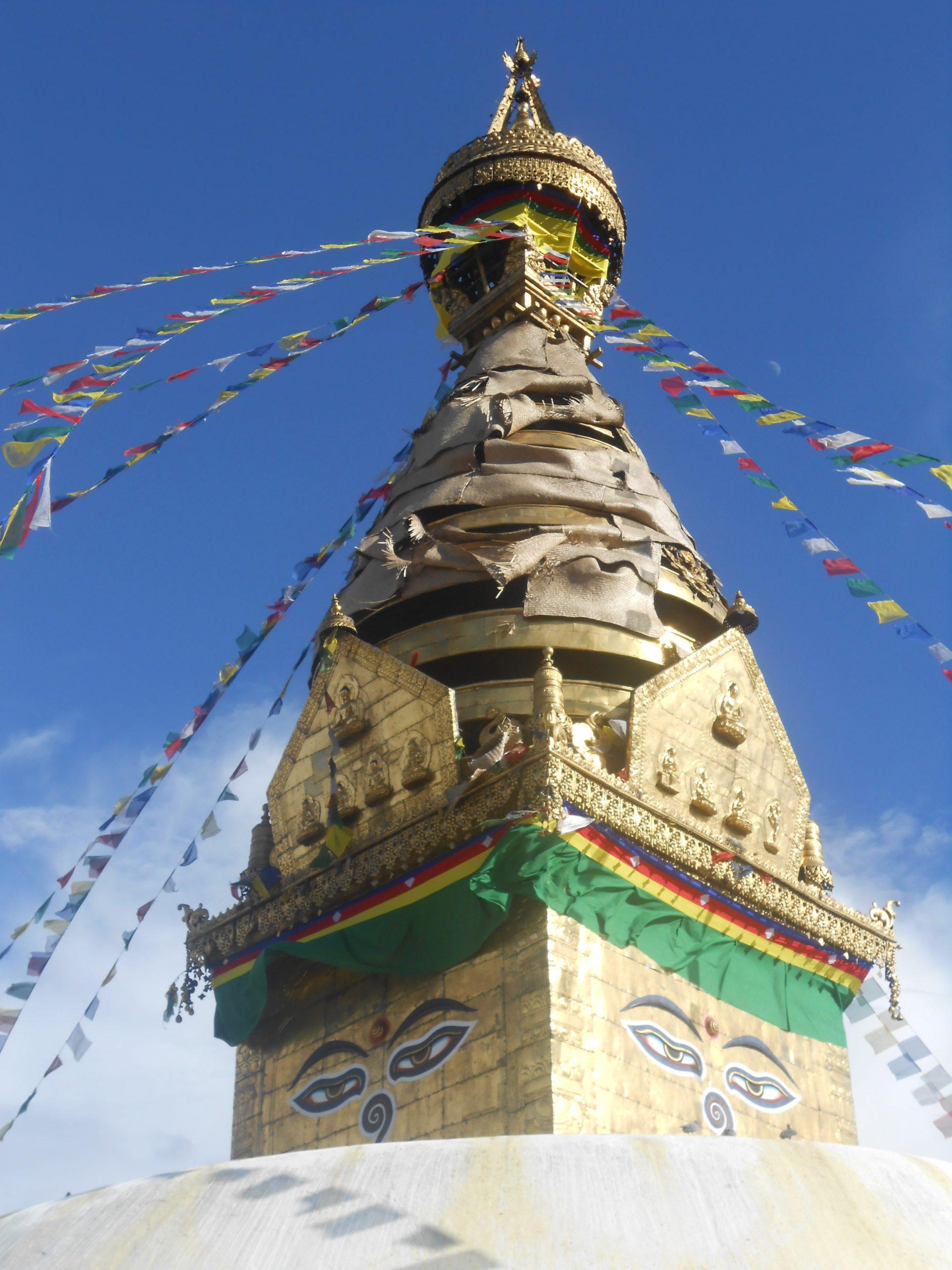 Le Népal, un an après le drame