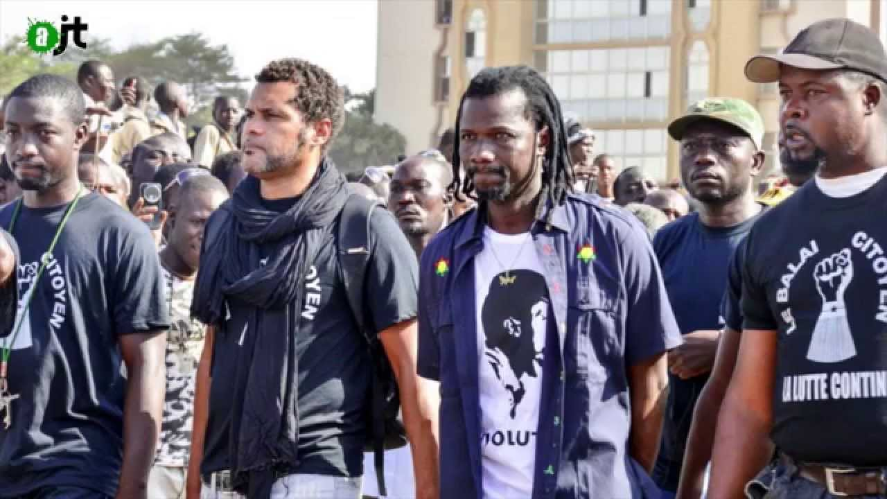 La jeunesse africaine se révolte !