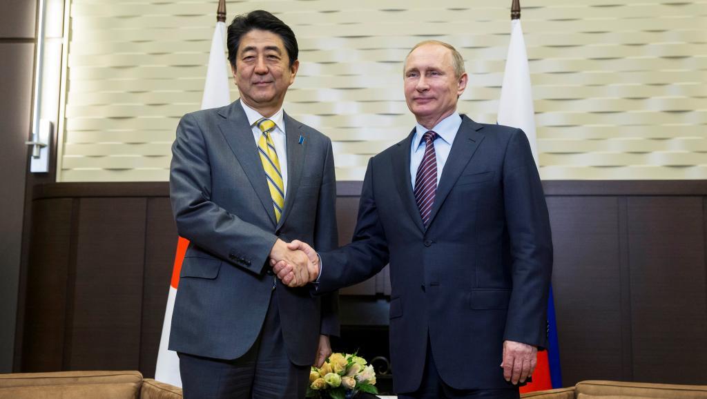 Rapprochement russo-japonais : vers un règlement des litiges territoriaux ?