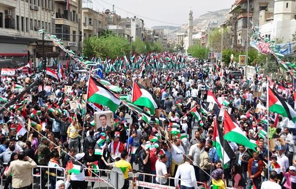 Damas, 1947 : la naissance du parti Baath
