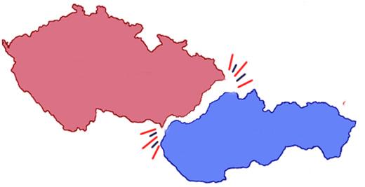 Vie et mort d'un État, retour sur la disparition pacifique de la Tchécoslovaquie (I)