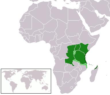 La « création » géopolitique d'une langue africaine nationale : le cas du swahili