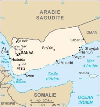 yemen_carte