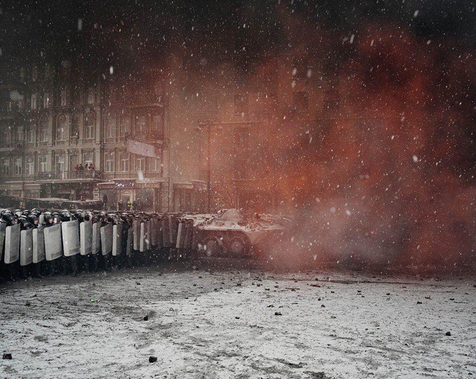 L'Ukraine vue du terrain : quelles perspectives deux ans après Minsk?