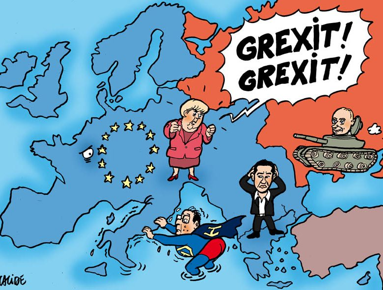 La construction européenne est-elle prisonnière des relations franco-allemandes?