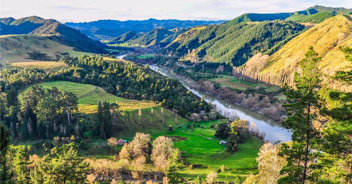 Le fleuve Whanganui: une «entité vivante»