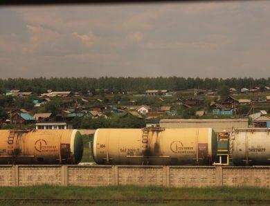 Voyage en Transsibérien, à la recherche de l'âme russe (I)