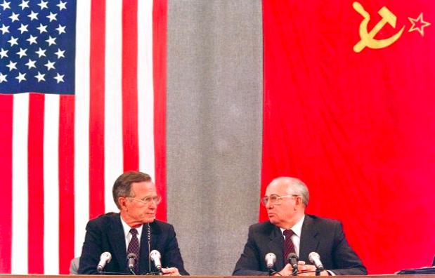 La Russie et les Occidentaux depuis 1991