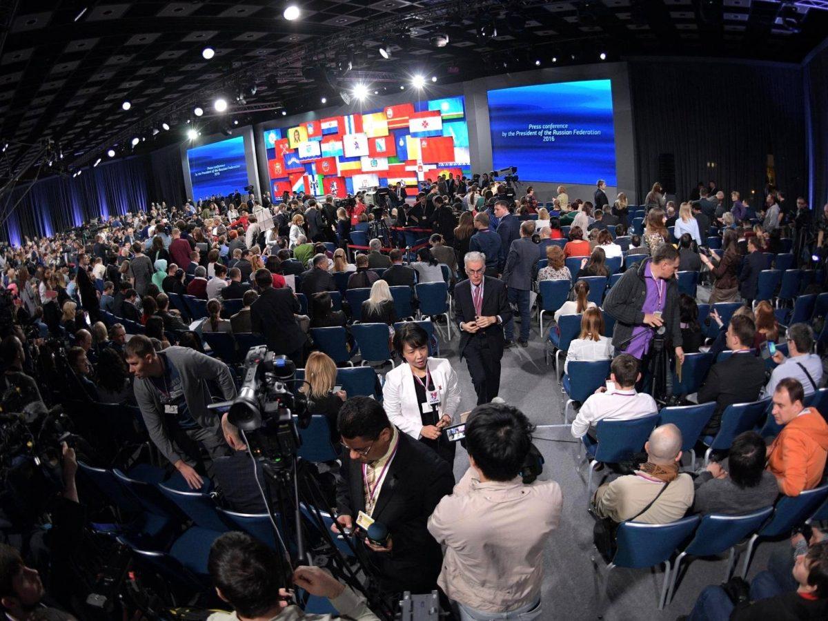 Les médias en Russie et la réalité alternative